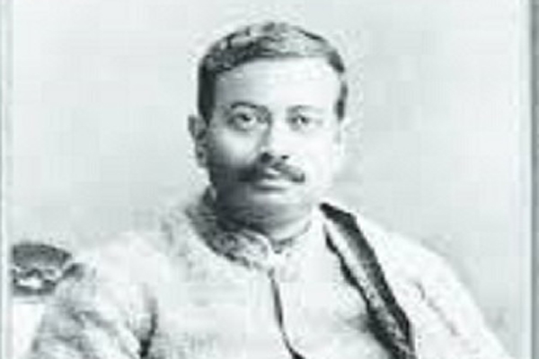 সাহিত্যিক দ্বিজেন্দ্রলাল রায়